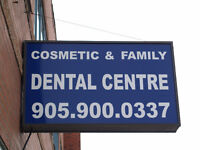 Dental office in Aurora needs Denatl Assistant for October