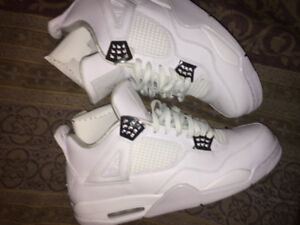 JORDAN 4 PURE MONEY - SIZE 13