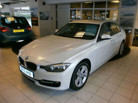 BMW 320 2.0TD ( 184bhp ) 4X4 ( s/s ) Auto 2015 d xDrive Sport ONLY 23K FSH