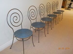 Set of 6 Modern Style Chairs