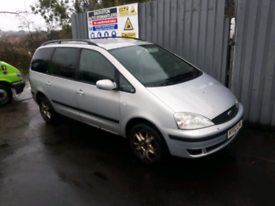 Breaking for spares ford galaxy 1.9 tdi 2003