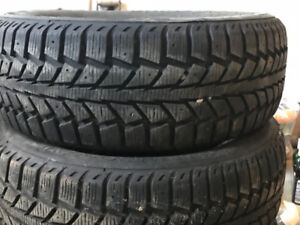 Winter Tires Uniroyal 195/60R15