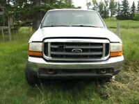 99-04 Ford F350 4x4 body parts for sale take a look