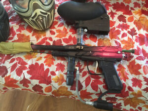 Gently Used Cheap Paintball Equipment