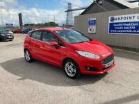 2014 Ford Fiesta 1.25 Zetec 5dr Hatchback Petrol Manual