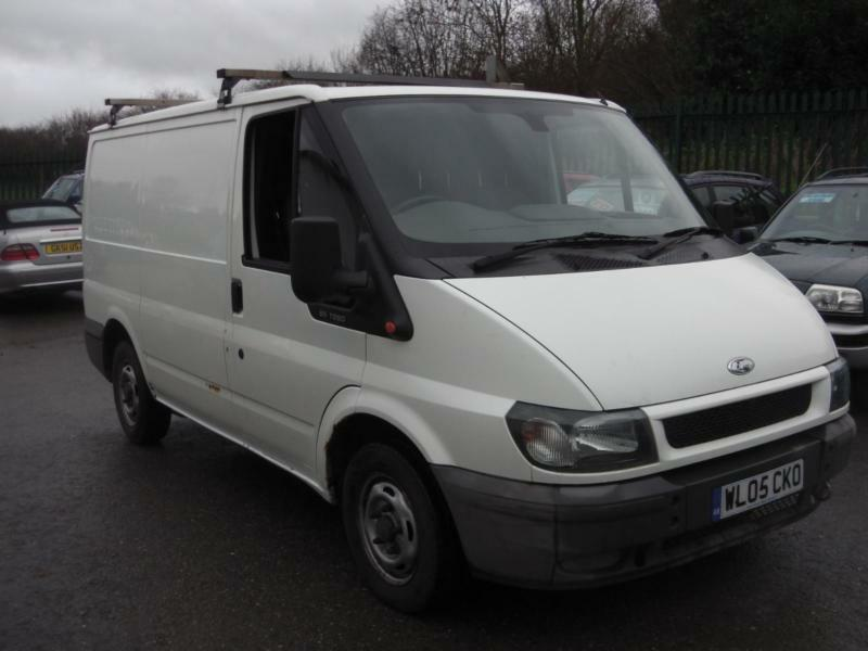 2005 ford transit 280s no vat swb sld van swb diesel. Black Bedroom Furniture Sets. Home Design Ideas
