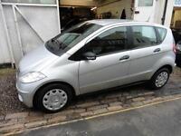 Mercedes-Benz A Class 5dr diesel with a/c DIESEL MANUAL 2007/07