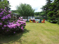 OCEANFRONT HOME WITH POINT OF LAND -UPPER TANTALLON