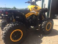 2014 Can am Renegade 1000xxc
