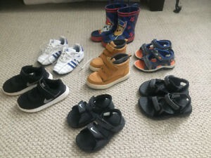 Toddler shoes and boots