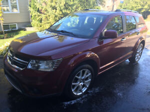 Dodge Journey R/T 2011 AWD 7 passagers