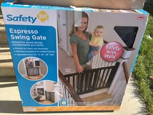 Safety 1st espresso swing gate
