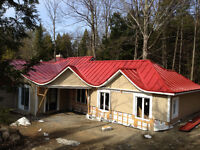Metal roofing, SIDING, SOFFIT, ARCHITECTURAL PANELS Newhomes- re