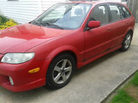 2002 Mazda 6 Other Hatchback
