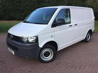 Volkswagen Transporter 2.0TDi SWB with air con