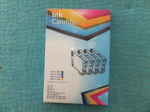 4 Epson 126 Compatible Ink Cartridge (Each Color)