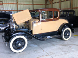 1930 Model A Coupe