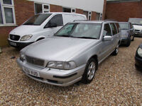 Volvo V70 2.5 TDi MOT ENDS october 2017 DIESEL!!!