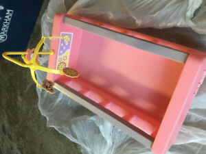 Baby Crib for Toy Doll - Brand New!