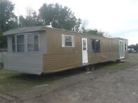 moble home 60' x 10'