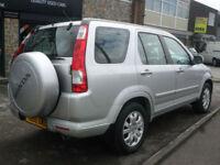 2005 Honda CR-V 2.0 i-VTEC Auto Executive 5DR 55 REG Petrol Silver