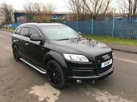 Audi Q7 3.0TDI 229bhp Auto Quattro S Line * FULLY LOADED * NOT TO BE MISSED *