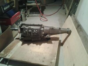 Transmission Top Loader 4 vitesse 1969