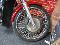HONDA VT750 C2 7 WITH VERY VERY LOW MILEAGE