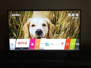 "49"" LG 4K Smart TV"