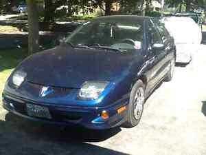 2001 Pontiac Sunfire -E-Tested
