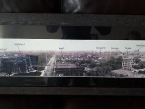 Old City of Regina Framed Print