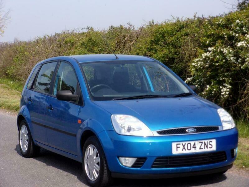 3786a8051b06d5 2004 Ford Fiesta 1.6 Ghia 5dr