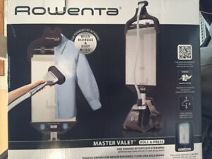 Rowenta garment steam cleaner for sale