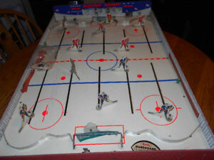 1960's Vintage Table Hockey By Munro Games