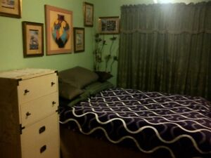 1 Bedroom Furnished $500 per month or $150 per week