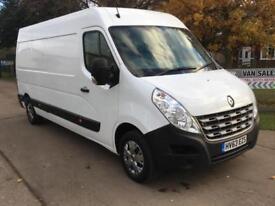 Renault Master / Vauxhall Movano / 2013 / 125 bhp ( Euro V) Van.