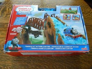 Thomas & Friends Trackmaster Motorized Action Canyon