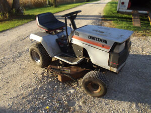Craftsman lawntractor Stratford Kitchener Area image 4