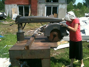 TABLE SAWS PARTS AND ACCESSORY -WE BUY ALL SAWS FOR PARTS London Ontario image 3