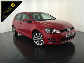 2013 63 VOLKSWAGEN GOLF GT ACT TSI DSG AUTOMATIC 1 OWNER VW HISTORY FINANCE PX