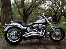 2012 HARLEY-DAVIDSON SOFTAIL FAT BOY Cannington Canning Area Preview