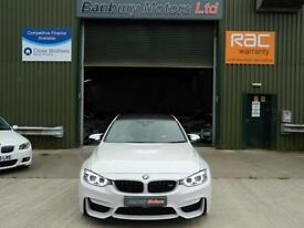2014 BMW 3 SERIES M3 SALOON PETROL
