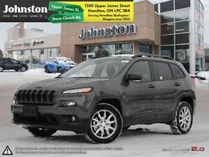 2018 Jeep Cherokee North  - Heated Seats - $204.59 B/W