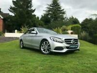 2015 Mercedes-Benz C-CLASS 2.1 C250 D SPORT PREMIUM 4d 204 BHP Auto Saloon Diese
