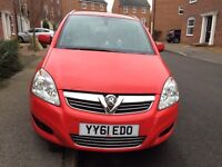 Vauxhall Zafira elite Eco FLEX 1.7 CDti-7 seater... Low miliage..