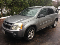 2005 Chevrolet Equinox SUV, AWD Heated Leather Need It Gone