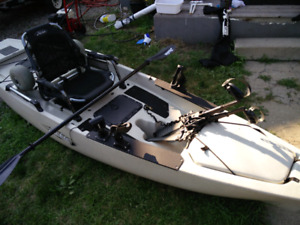 Hobie Pro Angler 12 Profesional Fishing Kayak+Accessories