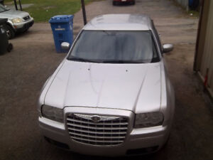 2005 Chrysler 300-Series limited Berline