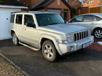 2006 Jeep Commander 3.0 CRD Limited 5dr Auto ESTATE Diesel Automatic
