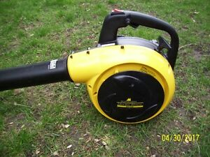 McCulloch 28cc Gas Powered Leaf Blower